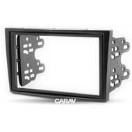 Carav 11-028 Single DIN Fascia Panel For Vauxhall Astra Corsa Zafaria