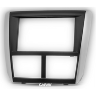 Carav 11-095 Double DIN Fascia Panel For Subaru Forester Impreza