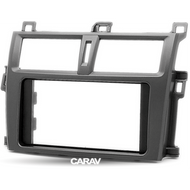 Carav 11-172 Double DIN Fascia Panel For Subaru Trezia Toyots Verso Tactis