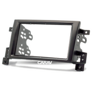 Carav 09-001 Double DIN Fascia Panel For Suzuki Grand Vitara Escudo