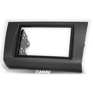 Carav 11-097 Double DIN Fascia Panel For Suzuki Swift Dzire