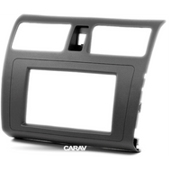 Carav 11-259 Double DIN Fascia Panel For Suzuki Swift Dzire
