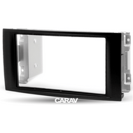 08-008 Double DIN Fascia Panel For VW Touareg Caravelle T5