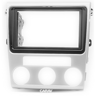 Carav 11-346 Double DIN Fascia Panel For VW Lavida Luxury