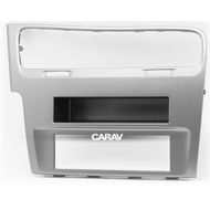 Carav 11-469 Double DIN Fascia Panel For VW Golf 7 2012+