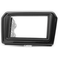 Carav 11-473 Double DIN Fascia Panel For VW Jetta 2013+ China