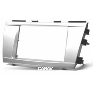 Carav 07-003 Double DIN Fascia Panel For Toyota Camry Daihatsu Altis