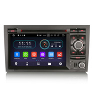 PbA AU5974A Android 10.0 After-Market GPS WiFi Radio For Audi A4