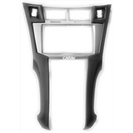 Carav 11-100 Double DIN Fascia Panel For Toyota Yaris Vitz Platz