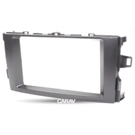 Carav 11-110 Double DIN Fascia Panel For Toyota Auris 2006-2012