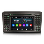 PbA ME4961L Android 9.0 After-Market GPS Radio For Mercedes