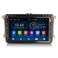 "PbA VW5985V 8"" Android 10.0 After-Market Radio For VW SEAT & Skoda"