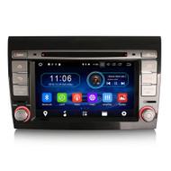 PbA FI4971F Android 9.0 After-Market Radio For Fiat Bravo & Brava