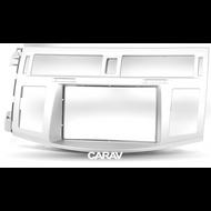 Carav 11-228 Double DIN Fascia For Toyota Avalon 2005-2009