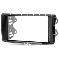Carav 11-299 Double DIN Fascia For Toyota Hilux Fortuner