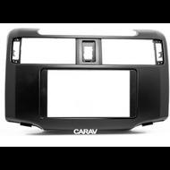 Carav 11-321 Double DIN Fascia For Toyota 4 Runner 2009+
