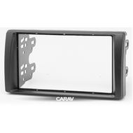 Carav 11-336 Double DIN Fascia For Toyota Camry 2001-2006 USA