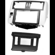 Carav 11-340 Double DIN Fascia For Toyota  Land Cruiser Prado 150