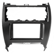 Carav 11-466 Double DIN Fascia For Toyota Camry USA Australia