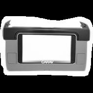 Carav 11-475 Double DIN Fascia For Toyota Land Cruiser Prado
