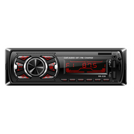 ITB RK538 Mechless Single DIN Bluetooth Dual USB Car Radio