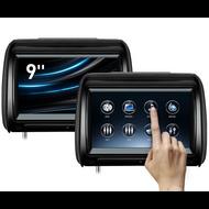 "UG Electronics HD928THD Twin 9"" Rear Headrest DVD System"