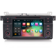 PbA BM7962B Android 9.0 After-Market Radio For BMW 3 Series E46