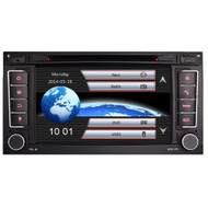 PbA VW7156T After-Market GPS Bluetooth Radio For VW Touareg