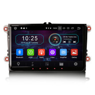 "PbA VW4991V 9"" Android 9.0 After-Market Radio For VW SEAT & Skoda"