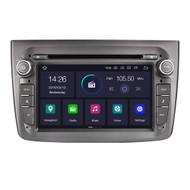 "PbA AL9206A 7"" Android 9.0 Sat-Nav BT Radio For Alfa Romeo MiTo"