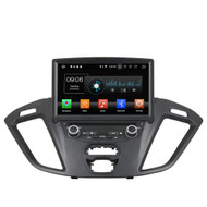 PbA FO7506F Android 9.0 GPS Radio For Ford Transit Custom