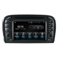PbA ME5817B Android 9.0 After-Market Radio For Mercedes SL