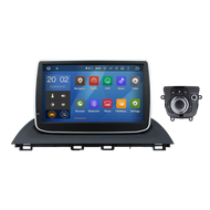 "PbA ZK5903A 9"" Android 9.0  After-Market Radio For Mazda 3 Axela"