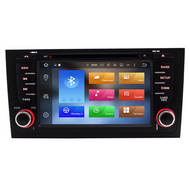 "PbA AU8557A 7"" Android 8.0 After Market Radio For Audi A6 S6"