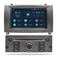 "PbA PE8588P 7"" Android 8.0 After Market Radio For Peugeot 407"