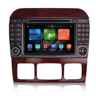 PbA ME8702B Android 9.0 After-Market GPS Radio For Mercedes