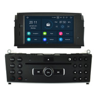 "PbA ME8704B 7"" Android 8.0 After Market Radio For Mercedes W204"