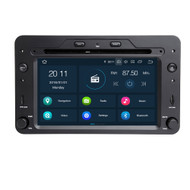 PbA AR8705A Android 8.0 After-Market Radio For Alfa Romeo 159