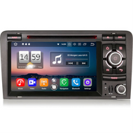 "PbA AU8737A 7"" Android 9.0 After-Market Radio For Audi A3"