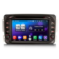 PbA ME7716C Android 9.0 After-Market Radio For Mercedes Benz