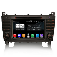 PbA ME7718C Android 9.0 After-Market Radio For Mercedes Benz