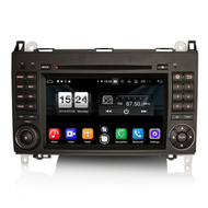 PbA ME8702B Android 10.0 After-Market Radio For Mercedes Benz