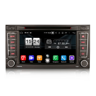 PbA VW8706T Android 10.0 After-Market GPS Radio For VW Touareg