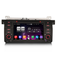 PbA BM8746B Android 10.0 After-Market GPS Radio For BMW E46