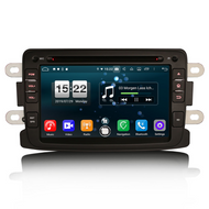 PbA RE8783D Android 10.0 After-Market Radio For Dacia Duster
