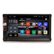 "PbA DD2642U Android 10.0 Quad-Core 7"" Double DIN GPS Radio"