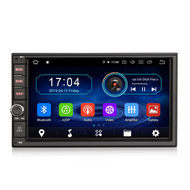 "DD5970U Android 10.0 Quad-Core 7"" Double DIN GPS Radio"