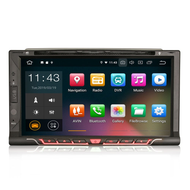 "DD4837U Android 9.0 Quad-Core 6.95"" Double DIN GPS Radio"