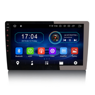 "PbA SD5910U Android 10.0 Quad-Core 10.1"" Single DIN GPS Radio"