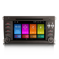 PbA PO3014P Android 10.0 After-Market Radio For Porsche Cayenne